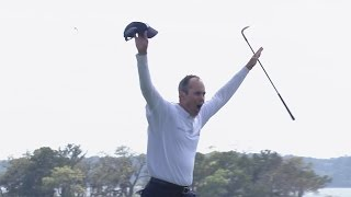 Top 10: Clutch hole outs for victory on PGA TOUR
