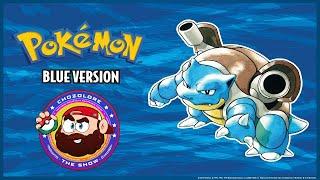 Pokémon Blue ► Part 12 Quick Attack! [ChozoLoreHD]