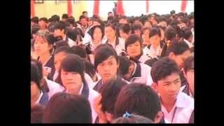 THPT Quỳnh Côi - lễ kỷ niệm 50 năm thành lập part 8/8