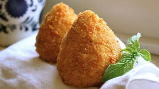 Arancini machine /Fried arancini making machine testing for customer