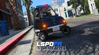 LSPDFR - Day 109 - World's Smallest Police Car