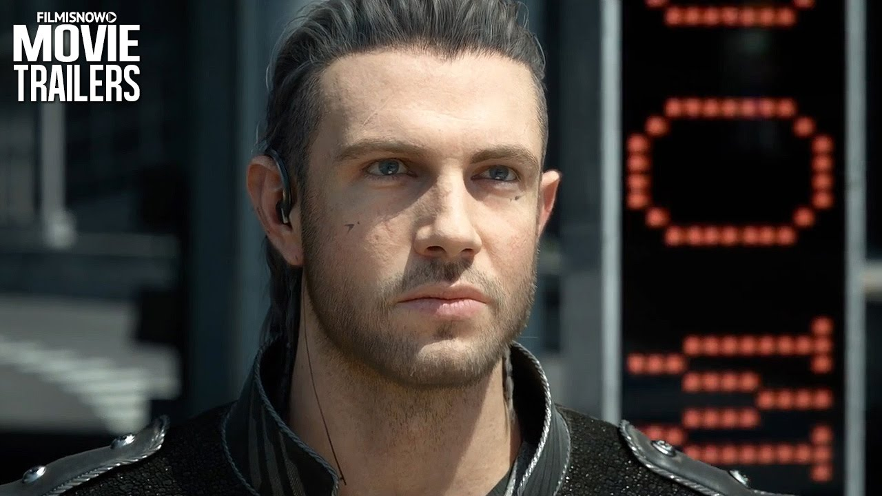 Kingsglaive: Final Fantasy XV First Official Trailer