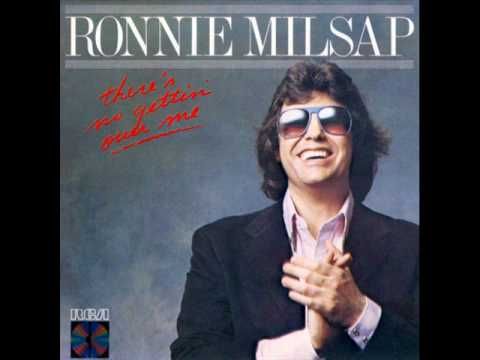 Ronnie Milsap - There Aint No Getting Over Me