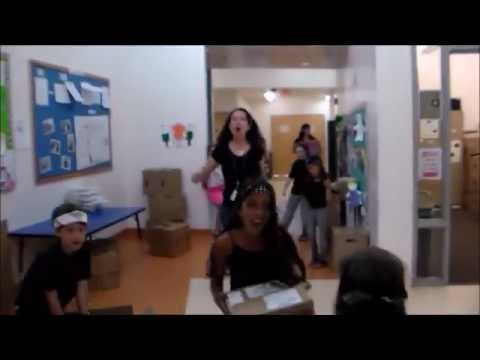 East Valley Jewish Day School 2014 Lipdub-Move