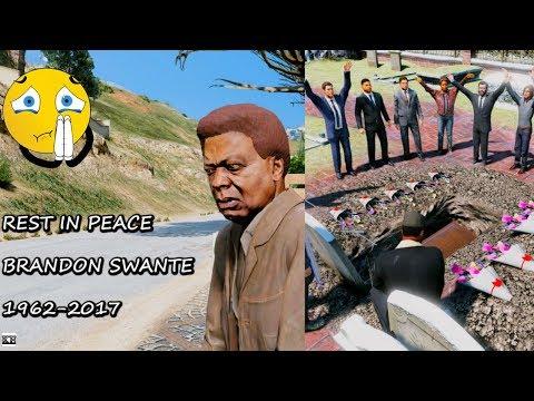 GTA 5 REAL LIFE HOMELESS MOD #20 GOODBYE BRANDON 😢