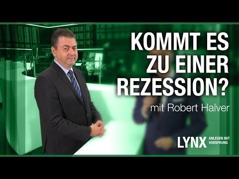 Kommt es zu einer Rezession? Interview mit Robert Halver | LYNX fragt nach