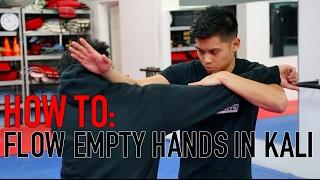 Download HOW TO FLOW EMPTY HANDS IN KALI 3Gp Mp4