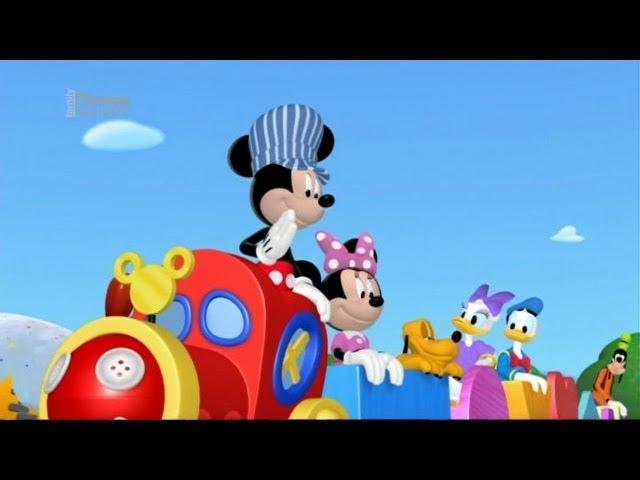 Mickeyho klubík - Mickeyho nadrazicko