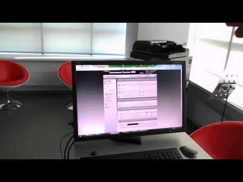 Как настроить сканирование в папку kyocera m2530dn