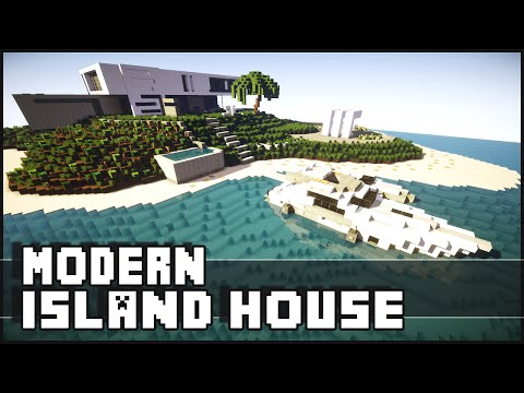 Minecraft pe keralis modern house 7 download how to for Modern house 5 keralis