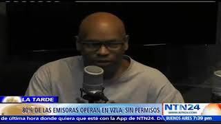 Régimen de Nicols Maduro ha cerrado 49 medios de comunicacin en Venezuela en lo que va del año
