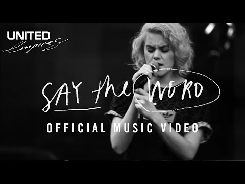 Download Lagu  Say The Word -   -- Hillsong UNITED Mp3 Free