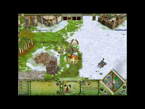 Age Of Mythology The Titans - Ep.1 Part 1