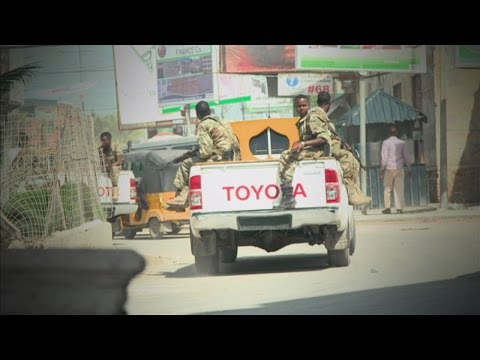 Is the US overseeing torture in Somalia? | Channel 4 News