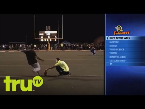 truTV Top Funniest - Amazing Athletes Score Big