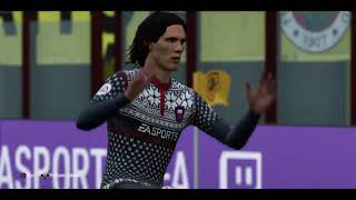 FIFA 18 Ultimate Team Goal  - Cavani