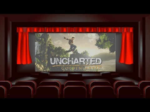 Uncharted Golden Abyss - The Movie(All Cutscenes)