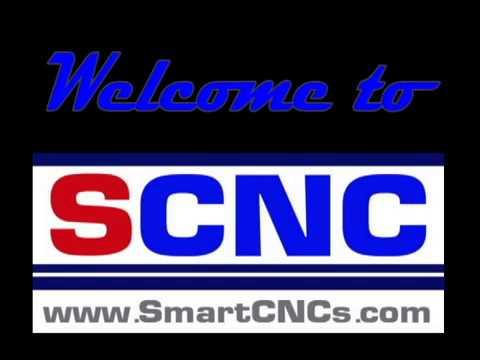 Mini CNC Lathe machine made in Thailand.avi