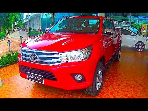 New Pickup Toyota Hilux Revo Double Cub 2015, 2016, 2017