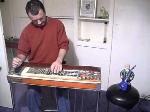 Pedal Steel 'It Should Be Easier Now'