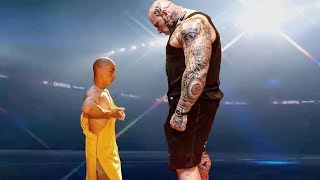 No One Can Beat a Shaolin Master and Here Is Why