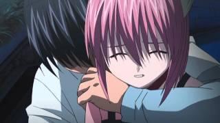 Romantic Anime- Elfen Lied: Uneasy Love Confession