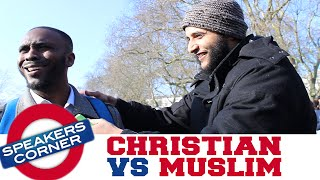 Video: Is Muhammad a good Role Model? - Mohammed Hijab vs Godwin