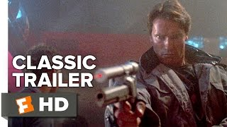 The Terminator (1984) Official Trailer - Arnold Schwarzenegge Movie