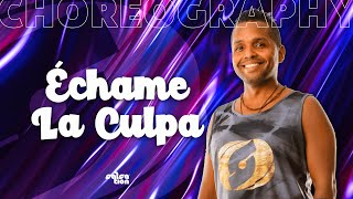 Download Lagu Luis Fonsi - Échame La Culpa - Salsation® choreography by Alejandro Angulo Gratis STAFABAND