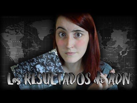 MIS ORÍGENES: Los RESULTADOS de ADN   Nekane Flisflisher
