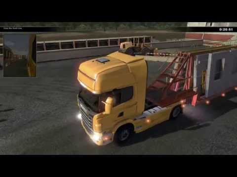 Mgh Plays: TRUCK DRIVING WITH ELIN - EPISODE #2