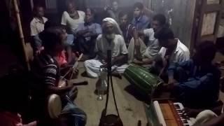 Lalon Gite Pakhi Kokhon Jani Ure Jabe ..Singer Abull Kashem
