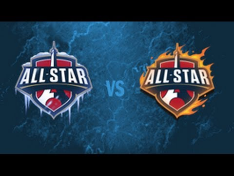 Team Fire vs Team Ice - 2014 All-Star 1v1/2v2 D4 Music Videos