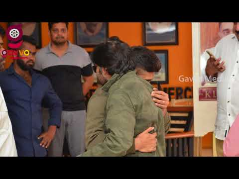 Allu Arjun And Pawan Kalyan Arepressmeet In Film Chamber