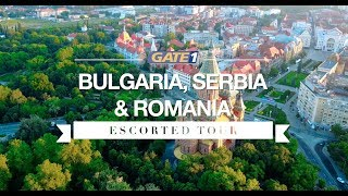 Bulgaria, Serbia, Romania Escorted Tour