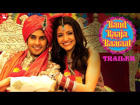 Band Baaja Baaraat | Official Trailer | Ranveer Singh | Anushka Sharma thumbnail