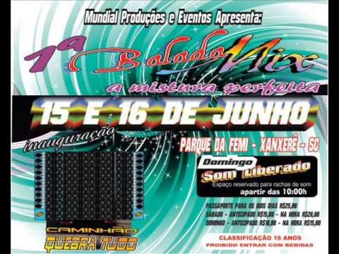 Convite Balada Mix