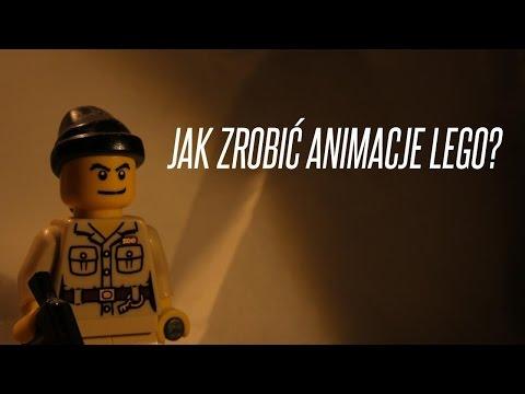 PORADNIK : JAK ZROBIĆ ANIMACJE LEGO