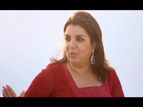 Farah Khan Caught Abusing On Camera!