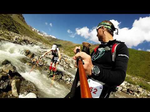 ADIDAS ELBRUS WORLD RACE 2016  ELBRUS MOUNTAIN ULTRA  59 Km