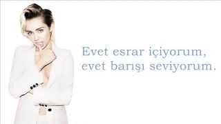 Miley Cyrus - Dooo It! (Türkçe Çeviri /Lyrics CC)
