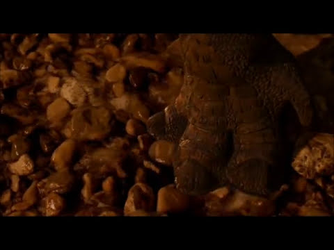 Dinosaurio Spanish - Impacto del meteorito