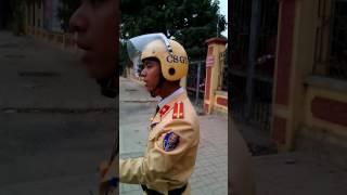 CSGT Huyện Văn Lâm Co lam theo kê hoạch không hay thích thi bat