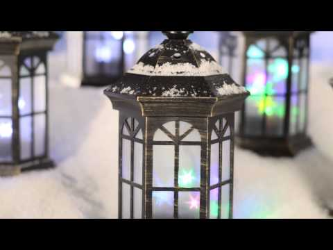 3D Holographic Holiday Lantern - Improvements Catalog