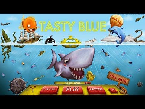 Tasty Blue. Рыбка которая смогла