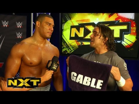 Jason Jordan Is Confronted Again By Chad Gable Com Exclusive