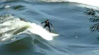 Surfing in Montreal