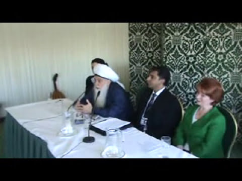 Annual UK House of Commons Milad Celebrations: Mawlana Shaykh Hisham's Speech