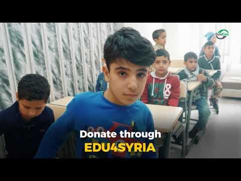 #EDU4SYRIA - MADRASAH HADHARAH