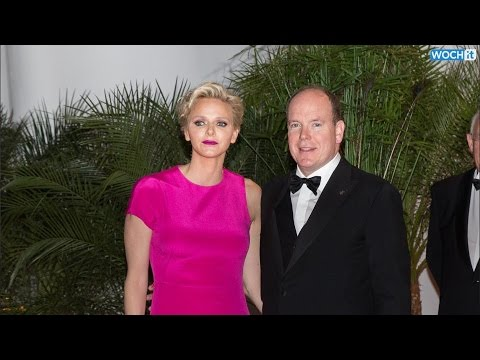 Princess Charlene Of Monaco Is Pregnant With Twins!